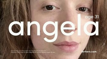 Hers TV Spot, 'Personal Skin Goals'