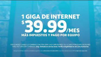 AT&T Internet Fiber TV Spot, 'Chat de video' [Spanish] - Thumbnail 6
