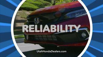 Honda Summer Clearance Event TV Spot, 'Utah: Clearance Pricing' [T2] - Thumbnail 2