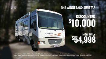 La Mesa RV TV Spot, '2012 Winnebago Sunstar'