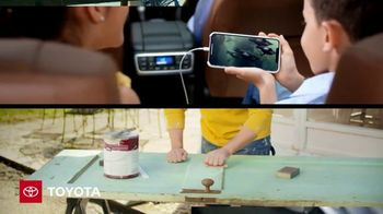 Toyota TV Spot, 'Labor Day: Let's Work Together' [T2] - Thumbnail 1