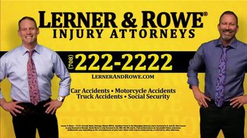 Lerner & Rowe TV Spot, 'Car Wrecks Don't Keep Regular Business Hours: Talcum Powder Cases' - Thumbnail 6