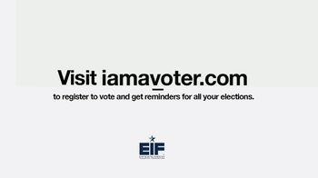 Entertainment Industry Foundation TV Spot, 'I Am a Voter: Turnout' - Thumbnail 6