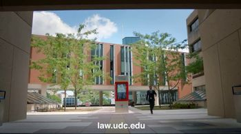 University of the District of Columbia School of Law TV Spot, 'Common Purpose' - Thumbnail 2