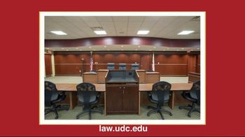 University of the District of Columbia School of Law TV Spot, 'Common Purpose' - Thumbnail 5