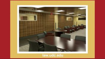 University of the District of Columbia School of Law TV Spot, 'Common Purpose' - Thumbnail 6