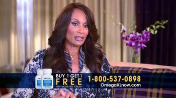 Omega XL TV Spot, 'The Burden of Pain' Featuring Blair Underwood, Beverly Johnson