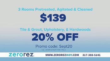 Zerorez TV Spot, 'Maintain a Clean Home: $139 and 20% Off' - Thumbnail 8