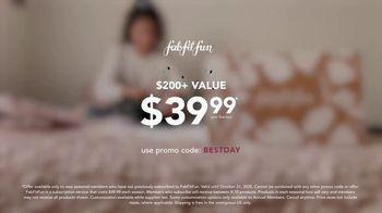 FabFitFun TV Spot, 'Just for You' - Thumbnail 9