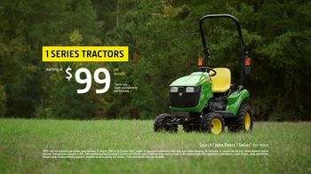 John Deere 1 Series TV Spot, 'Family Land'