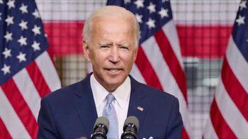 Biden for President TV Spot, 'Be Not Afraid' - Thumbnail 9