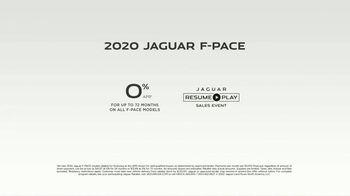 Jaguar Resume Play Sales Event TV Spot, 'Less Screen Time' [T2] - Thumbnail 7