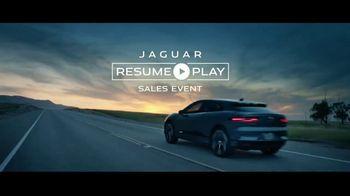 Jaguar Resume Play Sales Event TV Spot, 'Less Screen Time' [T2] - Thumbnail 6