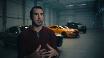 2020 Ford F-150 TV Spot, 'Determination' Featuring Justin Verlander [T2]