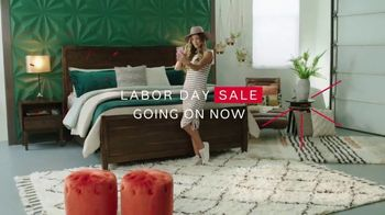Ashley HomeStore Labor Day Sale TV Spot, '30% Off and Five Years Financing' - Thumbnail 3