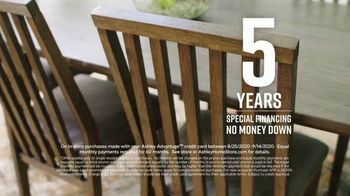Ashley HomeStore Labor Day Sale TV Spot, '30% Off and Five Years Financing' - Thumbnail 5