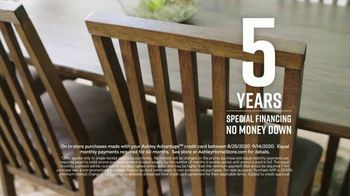 Ashley HomeStore Labor Day Sale TV Spot, '30% Off and Five Years Financing' - Thumbnail 6