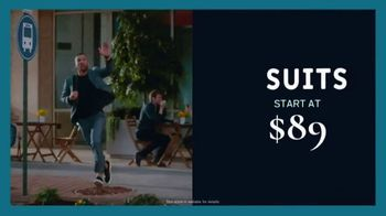 Men's Wearhouse Labor Day Sale TV Spot, 'Suit Up' - Thumbnail 2