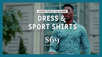 Men's Wearhouse Labor Day Sale TV Spot, 'Suit Up' - Thumbnail 4