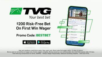 TVG App TV Spot, 'Bet the Derby: $200' - Thumbnail 6