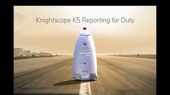 Knightscope K5 TV Spot, 'Airscope Security' Song by Richard Wagner - Thumbnail 5