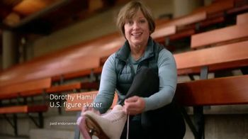 Aetna Medicare Solutions TV Spot, 'Aging Actively' Featuring Dorothy Hamill