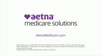 Aetna Medicare Solutions TV Spot, 'Aging Actively' Featuring Dorothy Hamill - Thumbnail 9
