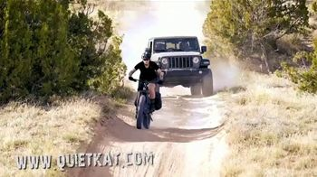 2020 QuietKat Jeep e-Bike TV Spot, 'Capable' - Thumbnail 6
