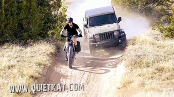 2020 QuietKat Jeep e-Bike TV Spot, 'Capable' - Thumbnail 7