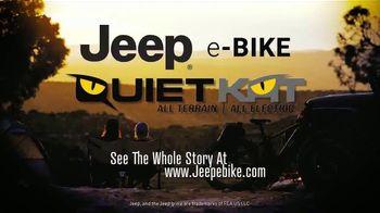 2020 QuietKat Jeep e-Bike TV Spot, 'Capable' - Thumbnail 9