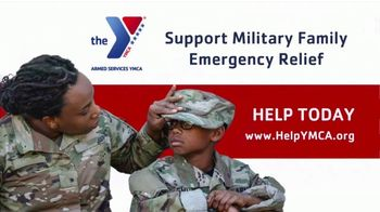 YMCA TV Spot, 'Military Families Face Unprecedented Challenges Because of COVID-19' - Thumbnail 10
