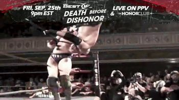 ROH Wrestling TV Spot, 'Best of Death Before Dishonor'