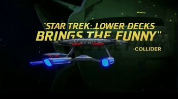 CBS All Access TV Spot, 'Star Trek: Lower Decks' - Thumbnail 3