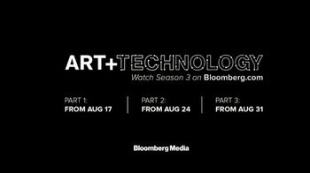 Bloomberg L.P. TV Spot, 'Art and Technology: Social Urgency' - Thumbnail 9