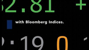 Bloomberg L.P. Terminal TV Spot, 'Bloomberg Indices' - Thumbnail 4