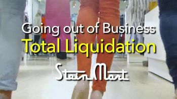 Stein Mart TV Spot, 'Going Out Of Business: Up to 50% Off'