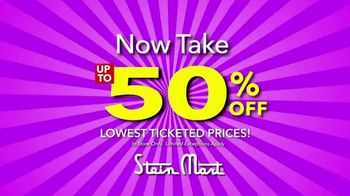Stein Mart TV Spot, 'Going Out Of Business: Up to 50% Off' - Thumbnail 3