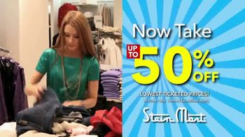 Stein Mart TV Spot, 'Going Out Of Business: Up to 50% Off' - Thumbnail 4