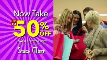 Stein Mart TV Spot, 'Going Out Of Business: Up to 50% Off' - Thumbnail 5