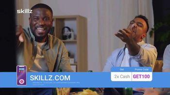 Skillz TV Spot, 'Armchair Quarterbacks'