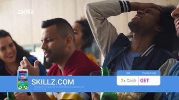 Skillz TV Spot, 'Armchair Quarterbacks' - Thumbnail 2