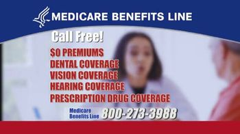 Medicare Benefits Line TV Spot, 'Attention Seniors'