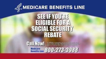 Medicare Benefits Line TV Spot, 'Attention Seniors' - Thumbnail 6