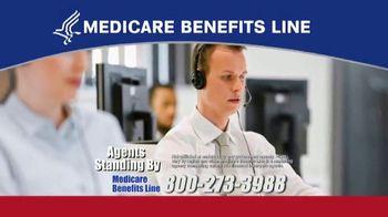 Medicare Benefits Line TV Spot, 'Attention Seniors' - Thumbnail 4