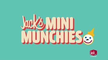 Jack in the Box Mini Munchies TV Spot, 'Curly Fries: $3' Song by Eric Carmen - Thumbnail 1