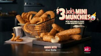 Jack in the Box Mini Munchies TV Spot, 'Curly Fries: $3' Song by Eric Carmen - Thumbnail 10