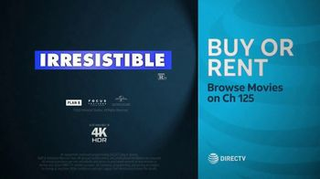 DIRECTV Cinema TV Spot, 'Irresistible' - Thumbnail 9