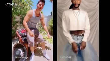 TikTok TV Spot , 'It Starts on TikTok: Fashion Edit' Song by Curtis Waters, Harm Franklin - Thumbnail 8