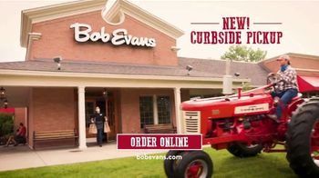 Bob Evans Restaurants Curbside Pickup TV Spot, 'Drive Up: Breakfast Family Meal'