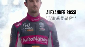 AutoNation Fast Start Sales Event TV Spot, 'Ford Models: 0% Financing' Featuring Alexander Rossi - Thumbnail 1